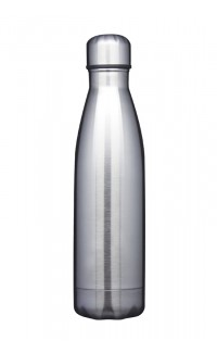 500mL Cola Bottle, Stainless Steel