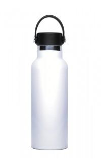 500mL Sport Bottle, PC White