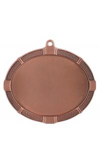 Insert Medal Oval Impact, Bronze
