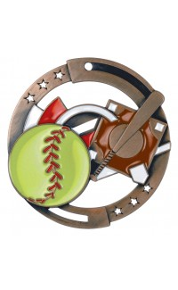 Softball Colour Enamel, Bronze