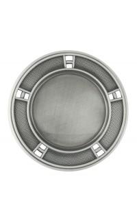 "1 1/2"" Holder (Tech), Silver"
