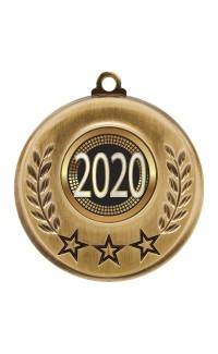 Spectrum Series Medals, 2020