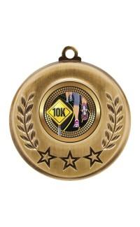 Spectrum Series Medals, 10K Run