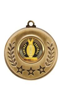 Spectrum Series Medals, Fantasy Football