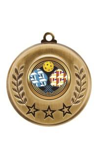 Spectrum Series Medals, Pickleball