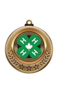Spectrum Series Medals, 4H
