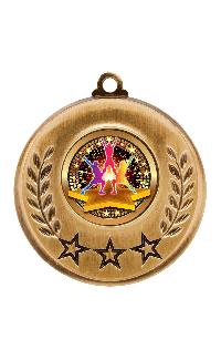 Spectrum Series Medals, Cheer