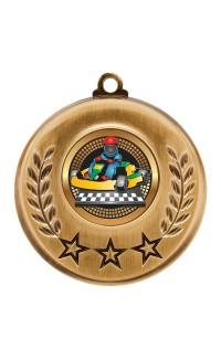 Spectrum Series Medals, Go Kart