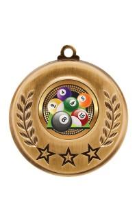 Spectrum Series Medals, Billiards