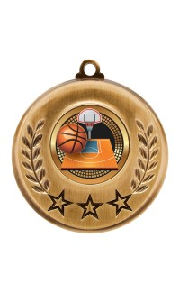 Spectrum Series Medals, Basketball