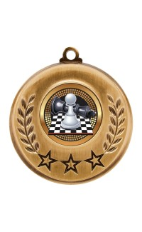 Spectrum Series Medals, Chess