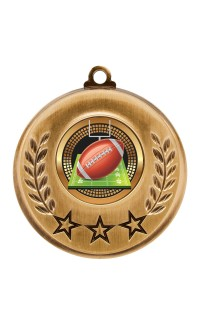 Spectrum Series Medals, Football