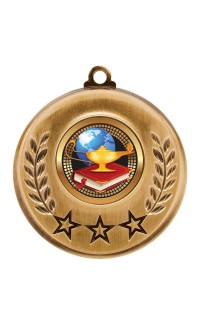 Spectrum Series Medals, Lamp of Knowledge