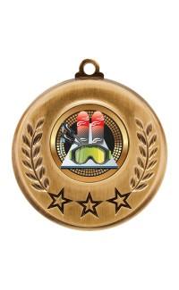 Spectrum Series Medals, Skiing