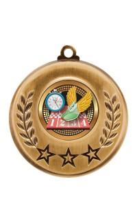 Spectrum Series Medals, Track