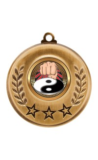 Spectrum Series Medals, Martial Arts