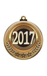 Spectrum Series Medals, 2017