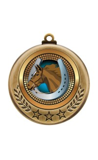 Spectrum Series Medals, Horse