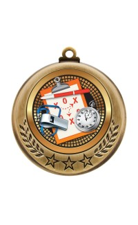 Spectrum Series Medals, Coach