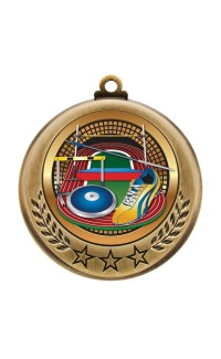 Spectrum Series Medals, Track & Field