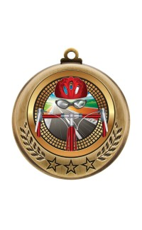 Spectrum Series Medals, Cycling