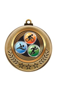 Spectrum Series Medals, Triathlon