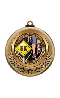 Spectrum Series Medals, 5K Run