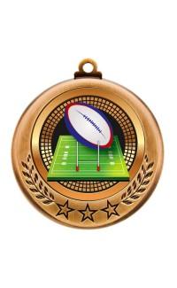Spectrum Series Medals, Rugby
