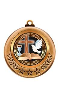 Spectrum Series Medals, Religion