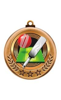 Spectrum Series Medals, Cricket