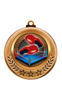 Spectrum Series Medals, Boxing