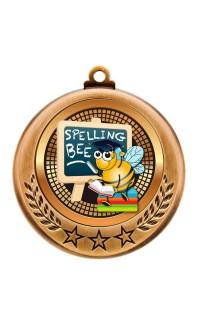 Spectrum Series Medals, Spelling Bee