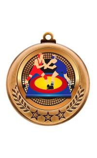 Spectrum Series Medals, Wrestling