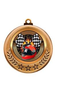Spectrum Series Medals, Racing