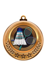 Spectrum Series Medals, Badminton