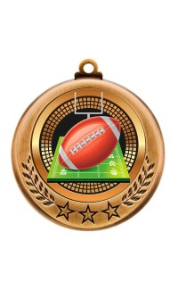 Spectrum Series Medals, Football