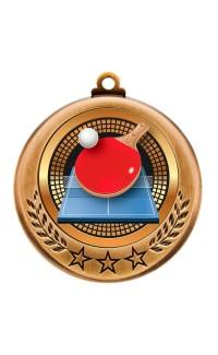 Spectrum Series Medals, Table Tennis