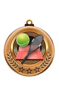 Spectrum Series Medals, Tennis