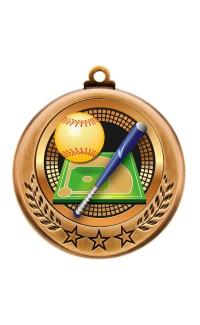 Spectrum Series Medals, Softball