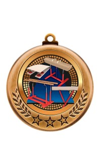 Spectrum Series Medals, Gymnastics