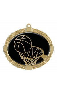 Impact Series Medals, Basketball