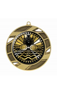 Solar Series Medal, Swimming