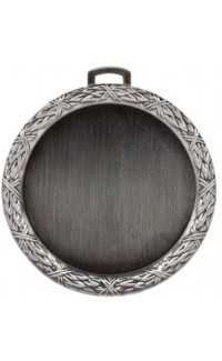 "2"" Holder (Wreath), Silver"