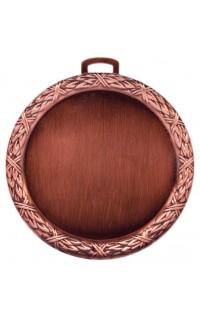 """2"""" Holder (Wreath), Bronze"""