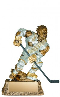Hockey Monster Resin, 6.5""