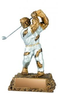 """Golf Monster Resin, 6.5"""""""