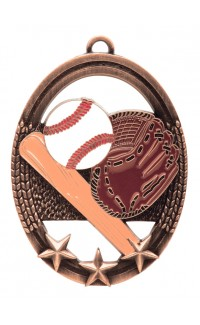 Baseball Tri Star, Bronze