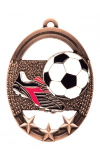 Soccer Tri Star, Bronze