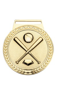 Baseball Podium, Gold