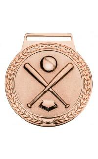 Baseball Podium, Bronze